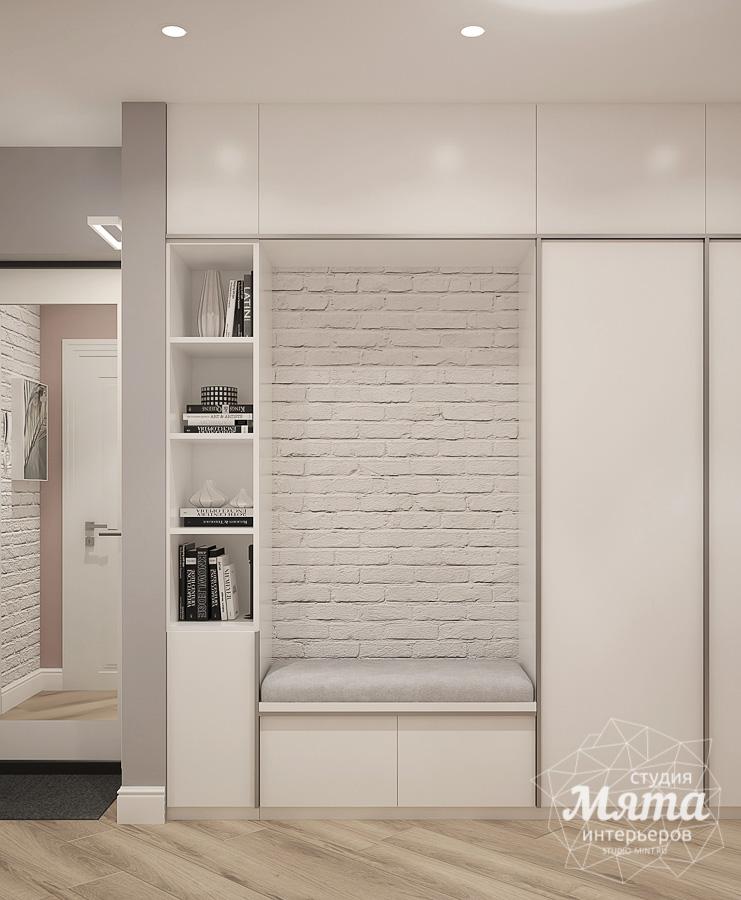Дизайн интерьера двухкомнатной квартиры ЖК Лучи в Москве img1570635378