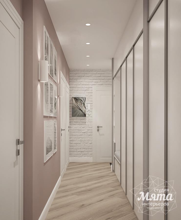 Дизайн интерьера двухкомнатной квартиры ЖК Лучи в Москве img1402391100