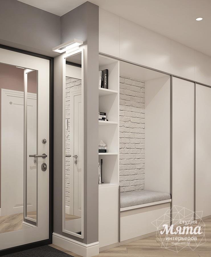 Дизайн интерьера двухкомнатной квартиры ЖК Лучи в Москве img1716958782