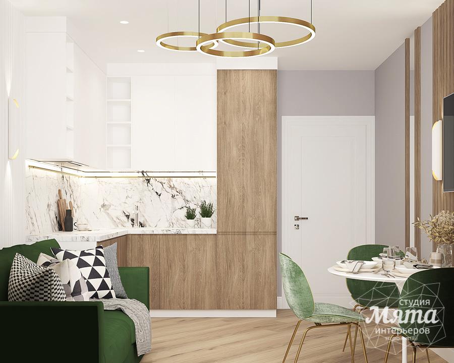 Дизайн интерьера двухкомнатной квартиры ЖК Лучи в Москве img87703596