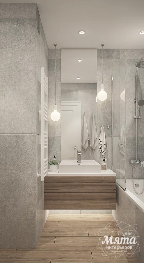 Дизайн интерьера двухкомнатной квартиры ЖК Лучи в Москве img1580685883