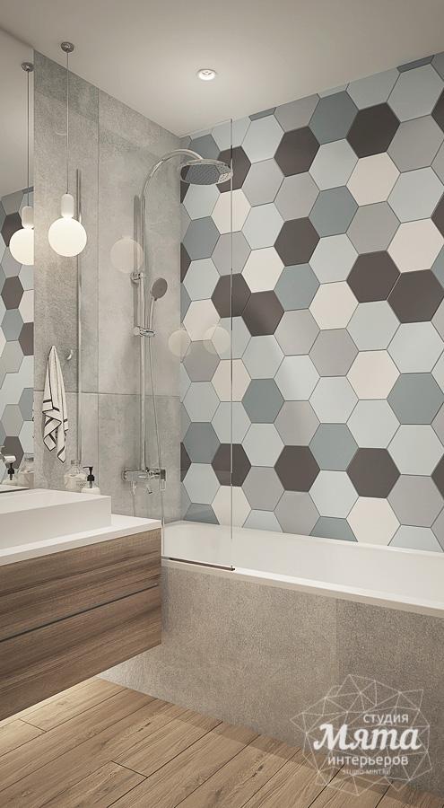 Дизайн интерьера двухкомнатной квартиры ЖК Лучи в Москве img595293942
