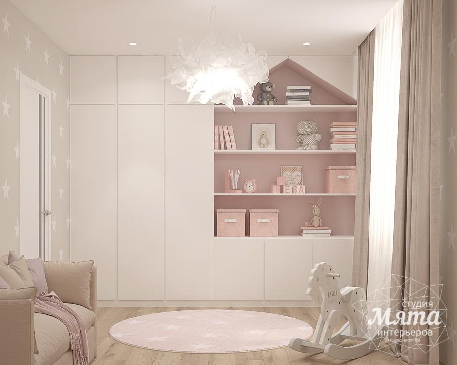 Дизайн интерьера трехкомнатной квартиры ЖК Близкий img895032354