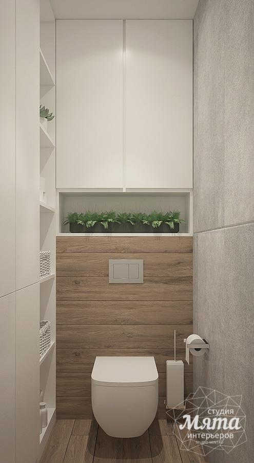 Дизайн интерьера двухкомнатной квартиры ЖК Лучи в Москве img247332427