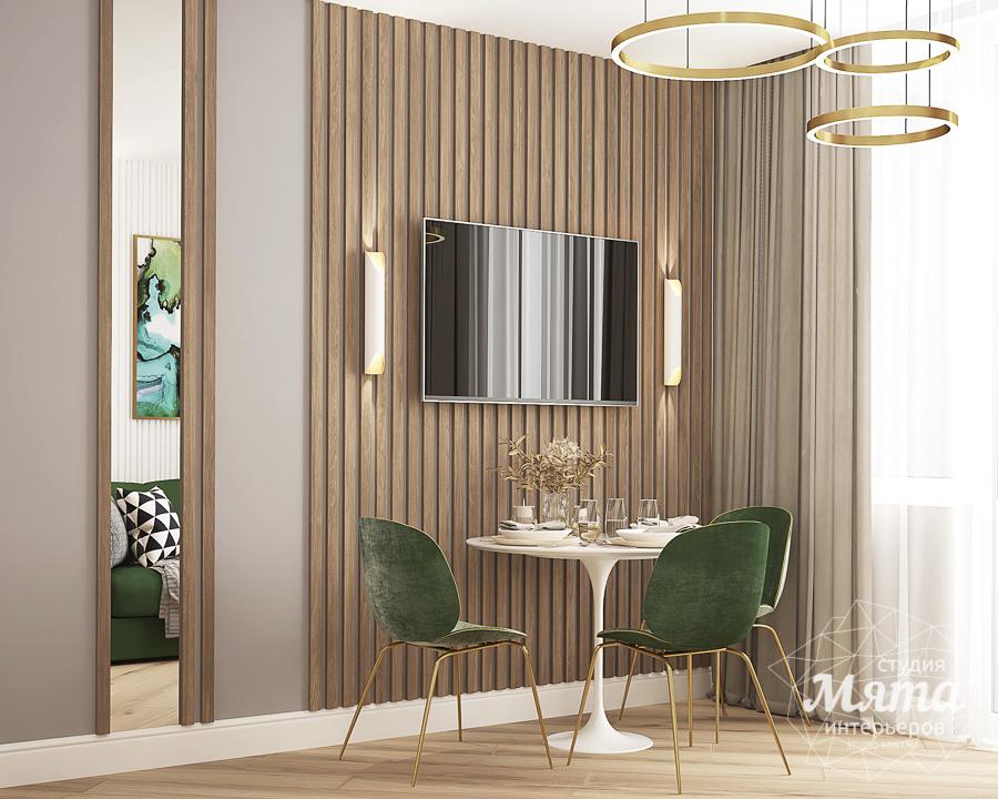 Дизайн интерьера двухкомнатной квартиры ЖК Лучи в Москве img1203335535