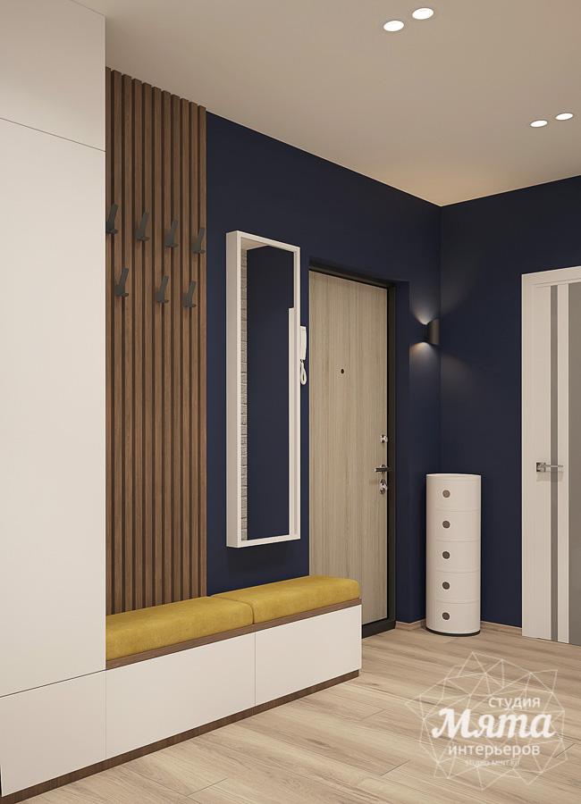 Дизайн интерьера трехкомнатной квартиры ЖК Близкий img2112772159