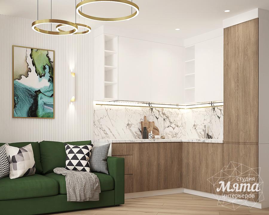 Дизайн интерьера двухкомнатной квартиры ЖК Лучи в Москве img1652746283