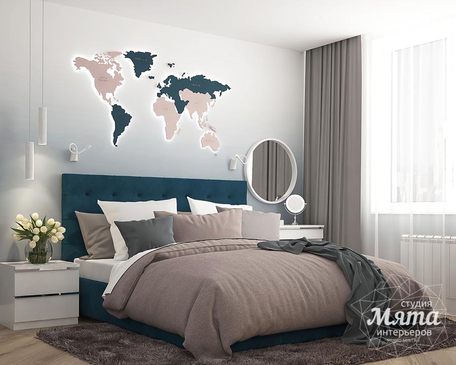 Дизайн интерьера двухкомнатной квартиры ЖК Лучи в Москве img1908335458