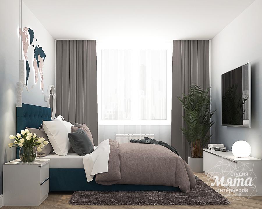Дизайн интерьера двухкомнатной квартиры ЖК Лучи в Москве img1740874732