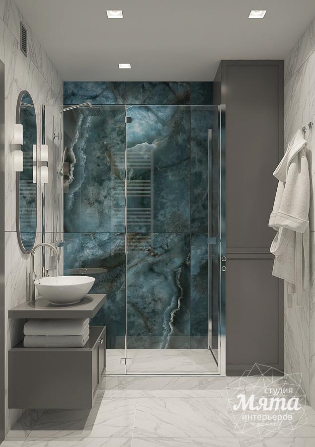 Дизайн интерьера однокомнатной квартиры ЖК Цветной Бульвар img77569663