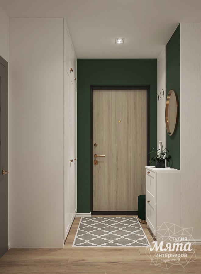 Дизайн интерьера однокомнатной квартиры ЖК Цветной Бульвар img1338642144