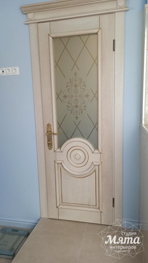 Дизайн интерьера и ремонт коттеджа г. Асбест 52