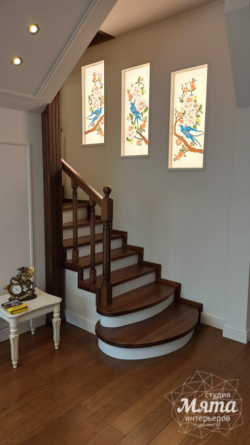 Дизайн интерьера и ремонт коттеджа г. Асбест 3