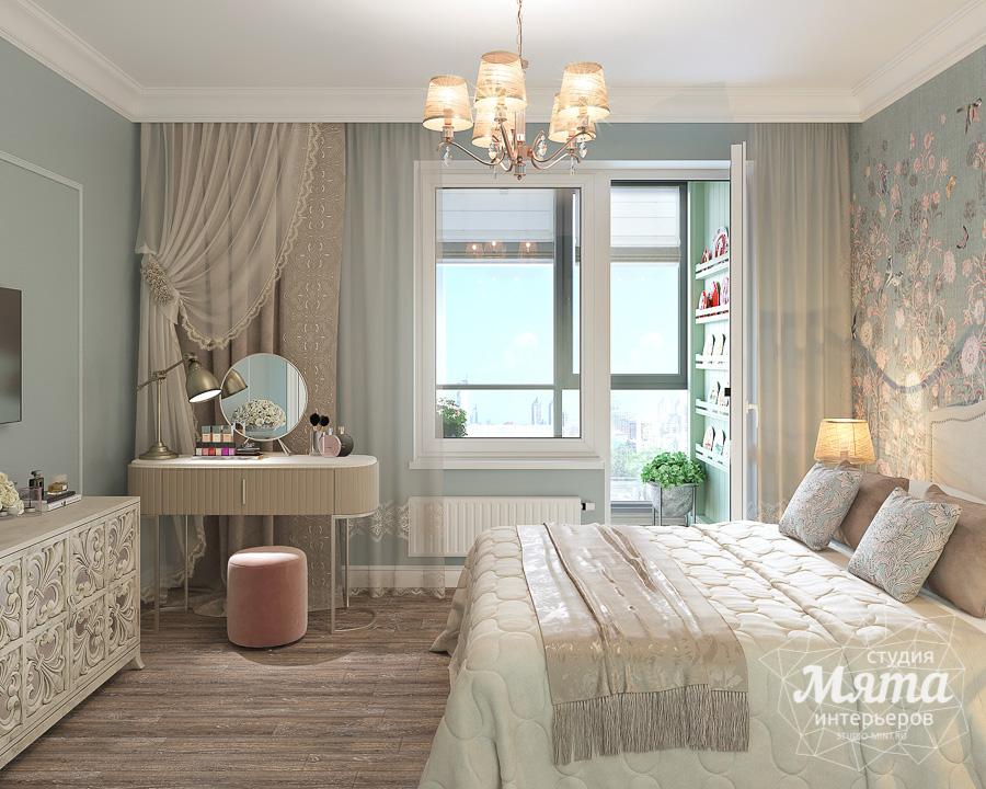 Дизайн интерьера двухкомнатной квартиры ЖК Ольховский парк img2059481264