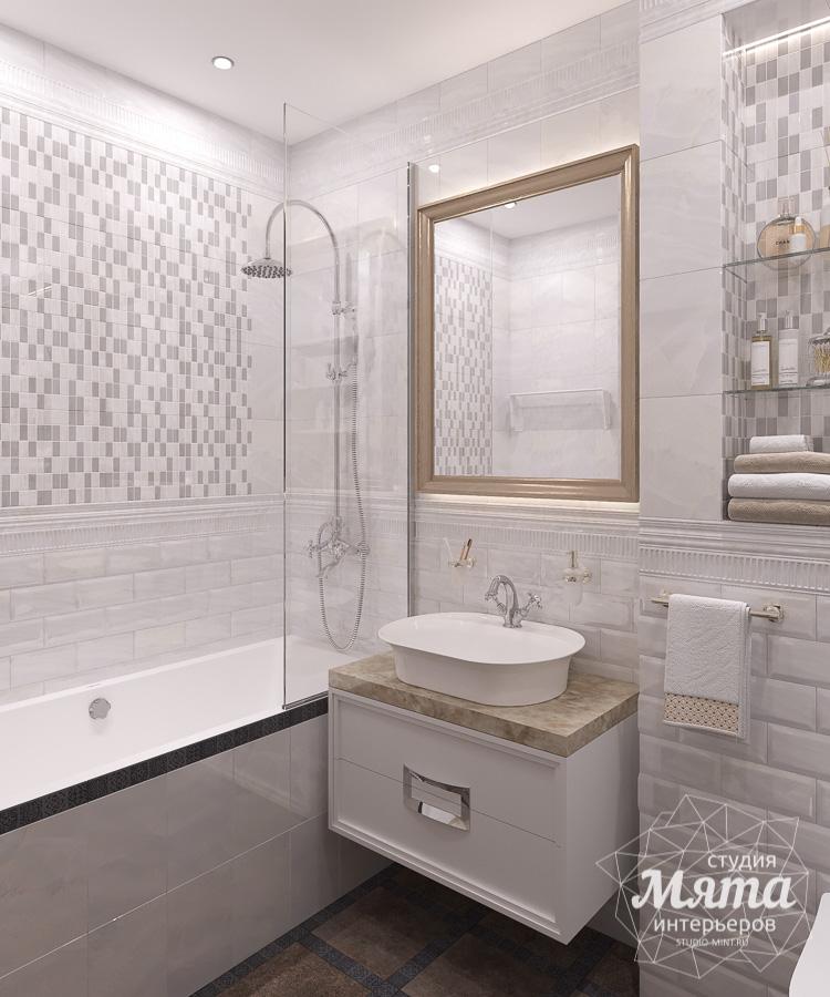 Дизайн интерьера двухкомнатной квартиры ЖК Ольховский парк img941882778