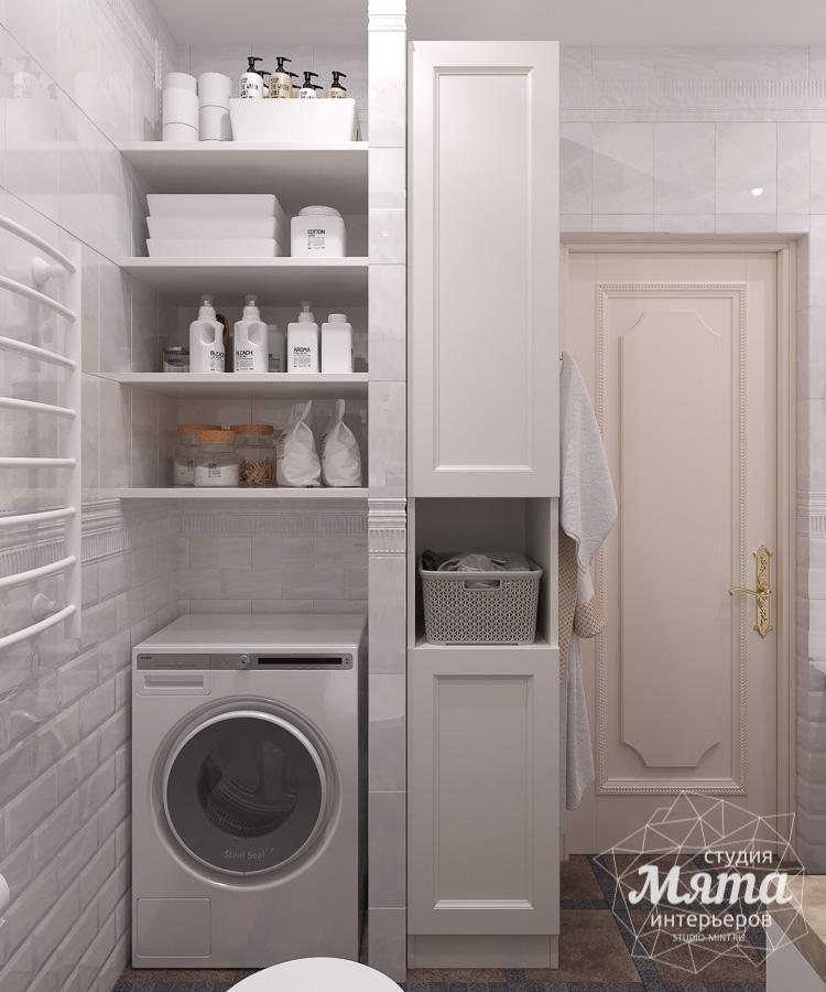 Дизайн интерьера двухкомнатной квартиры ЖК Ольховский парк img1985121252