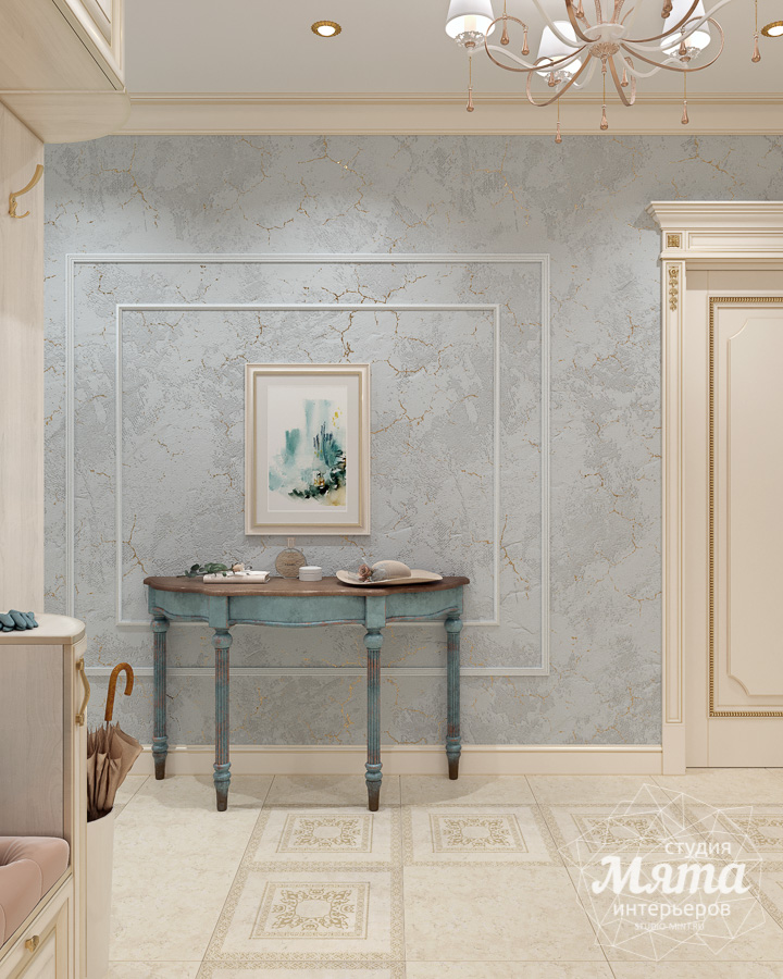 Дизайн интерьера двухкомнатной квартиры ЖК Ольховский парк img1762100762