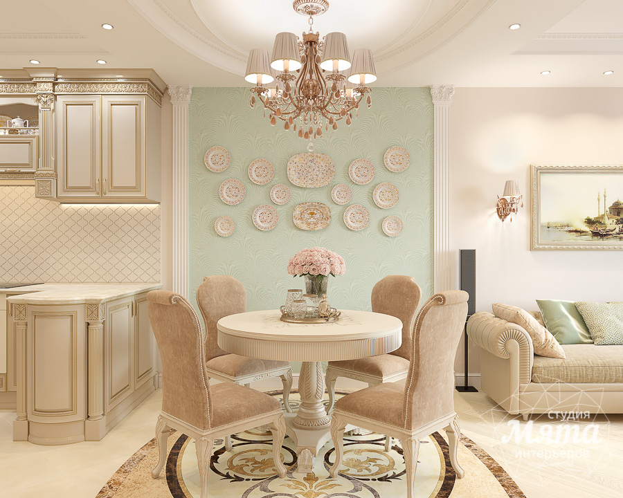 Дизайн интерьера двухкомнатной квартиры ЖК Ольховский парк img1583256498