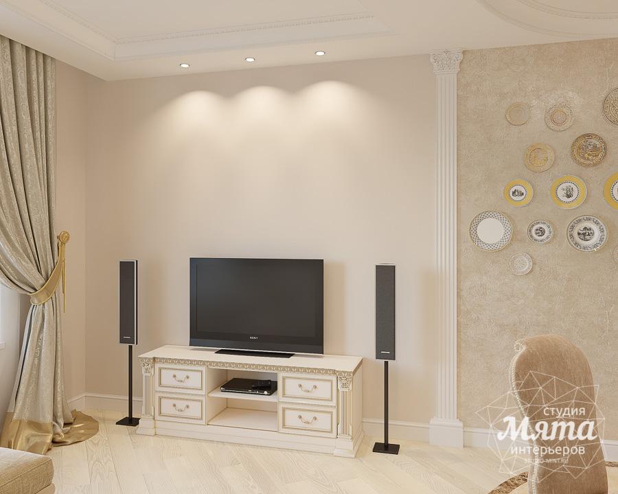Дизайн интерьера двухкомнатной квартиры ЖК Ольховский парк img1292628378