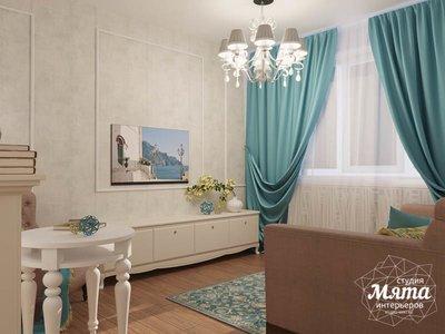 Дизайн интерьера двухкомнатной квартиры по ул. Шаумяна 109 img122693728