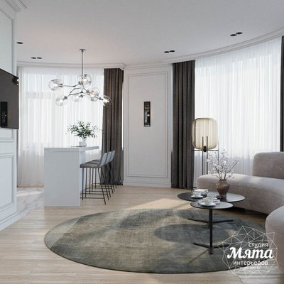Дизайн интерьера двухкомнатной квартиры в ЖК Чемпион Парк img1544388083