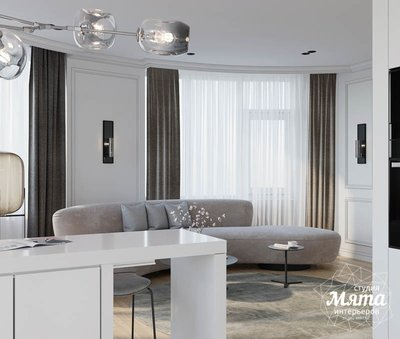 Дизайн интерьера двухкомнатной квартиры в ЖК Чемпион Парк img1768827822