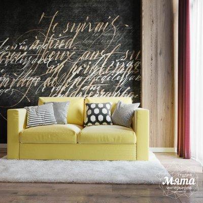 Дизайн интерьера двухкомнатной квартиры в ЖК Репин Парк img2000178780