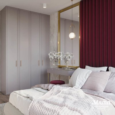 Дизайн интерьера двухкомнатной квартиры в ЖК Репин Парк img1455827614