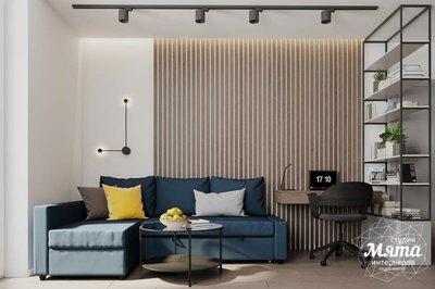 Дизайн интерьера квартиры - студии в ЖК Стрелки img112251618