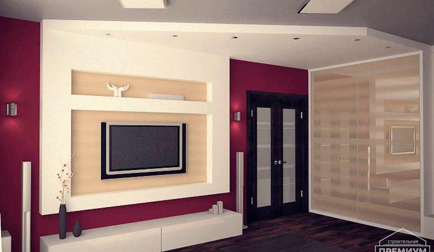 Дизайн интерьера однокомнатной квартиры по ул. Сыромолотова 11 8