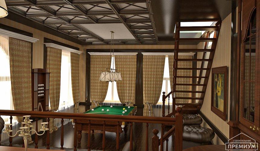 Дизайн интерьера коттеджа в п. Н. Рассоха 6