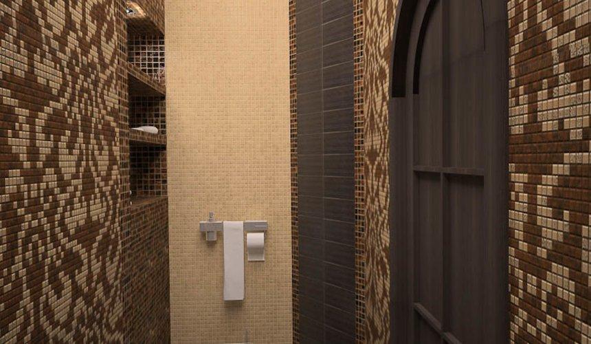 Дизайн интерьера коттеджа в п. Н. Рассоха 16
