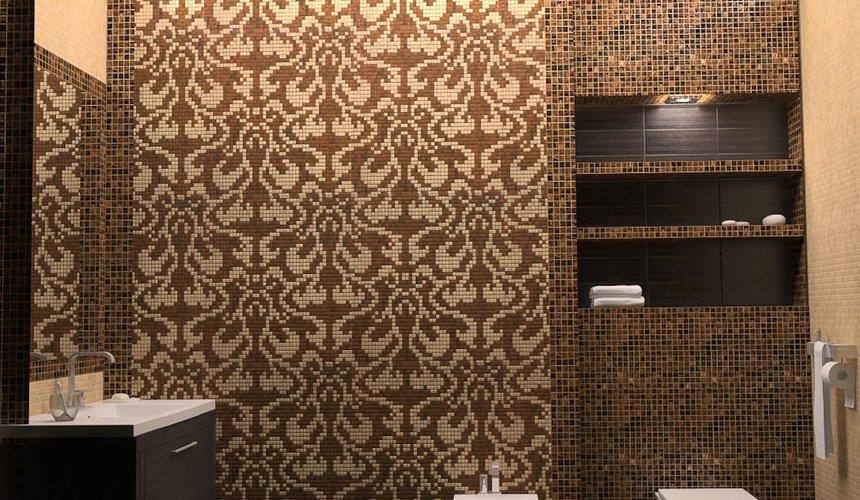 Дизайн интерьера коттеджа в п. Н. Рассоха 18