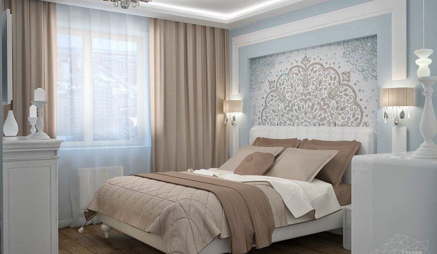 Дизайн интерьера и ремонт трехкомнатной квартиры по ул. Фучика 9 85