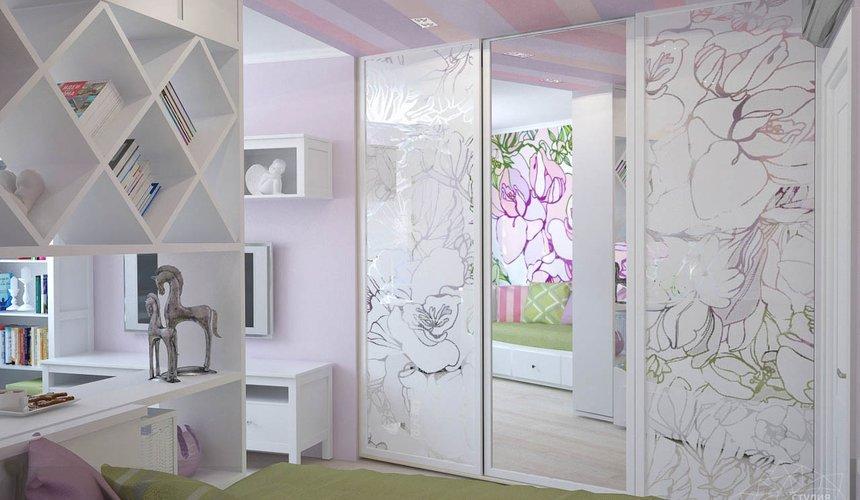 Дизайн интерьера и ремонт трехкомнатной квартиры по ул. Фучика 9 95