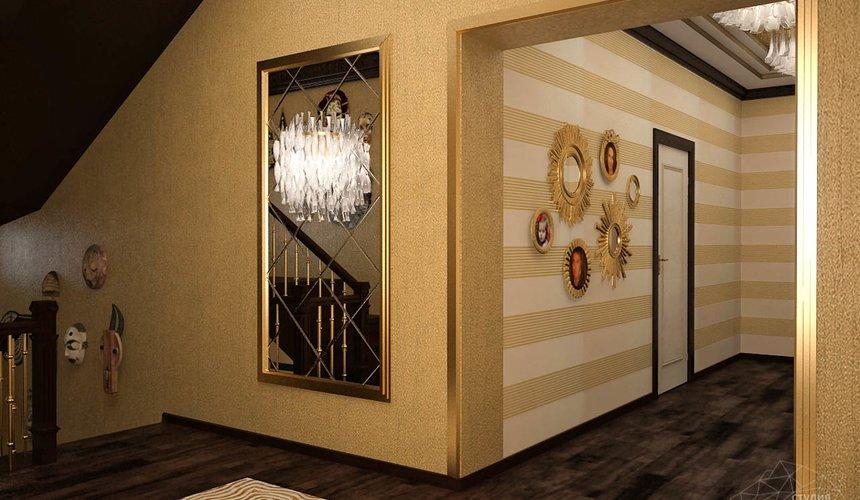 Дизайн интерьера коттеджа по ул. Ландышевая 23 27