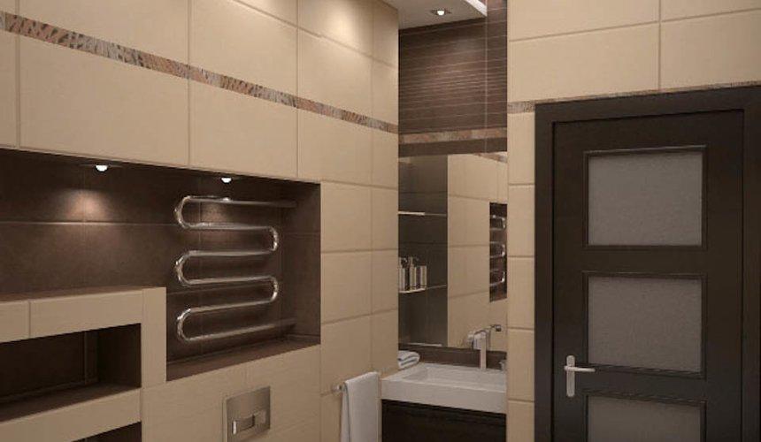 Дизайн интерьера трехкомнатной квартиры по ул. Папанина 18 18