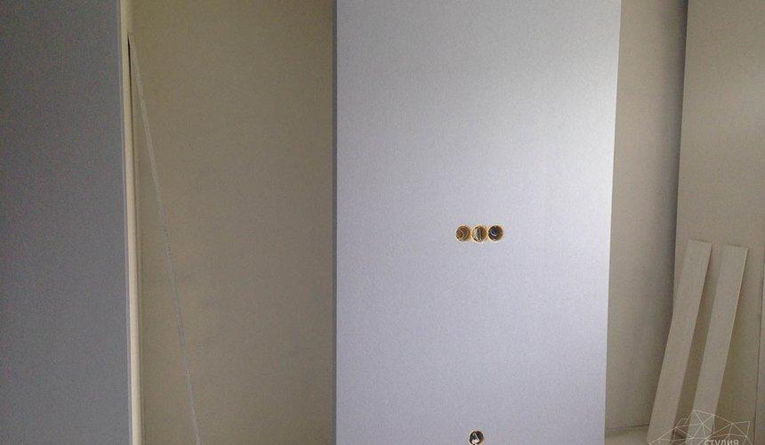 Дизайн интерьера и ремонт трехкомнатной квартиры по ул. Фучика 9 28