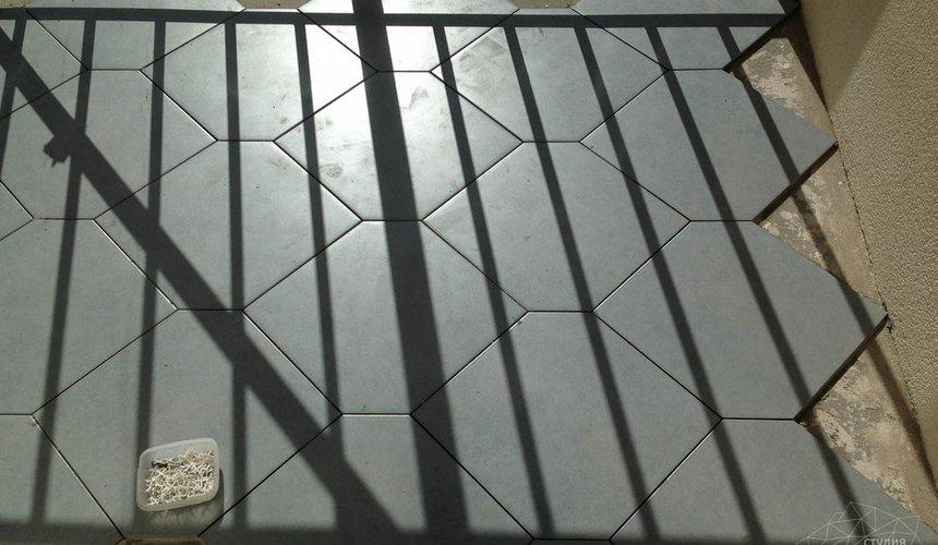 Дизайн интерьера и ремонт однокомнатной квартиры по ул. Сурикова 53а 35