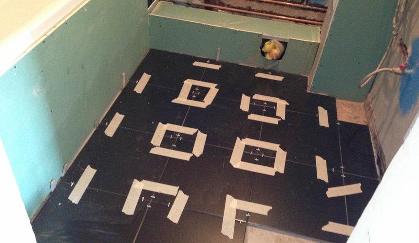 Дизайн интерьера и ремонт однокомнатной квартиры по ул. Сурикова 53а 36