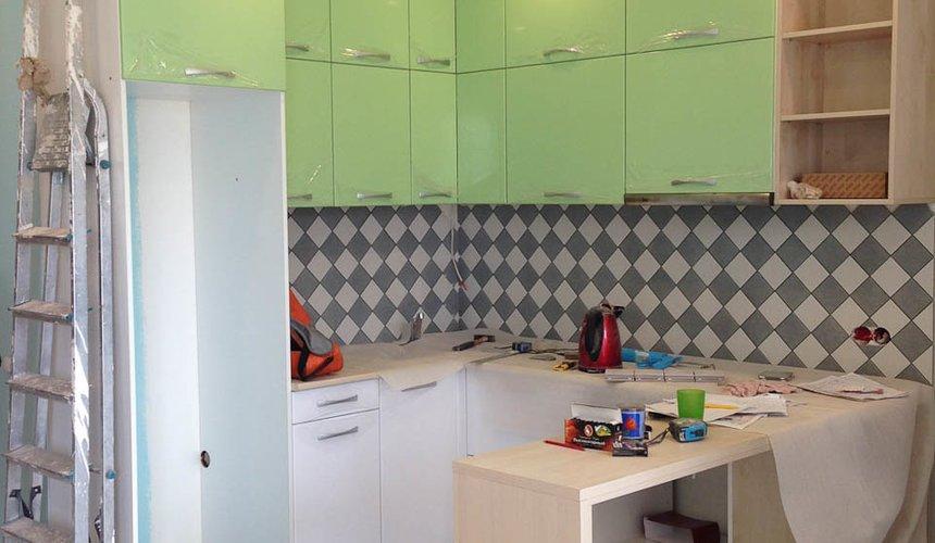 Дизайн интерьера и ремонт однокомнатной квартиры по ул. Сурикова 53а 64