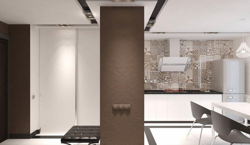 Дизайн интерьера однокомнатной квартиры по ул. Гагарина 27 11