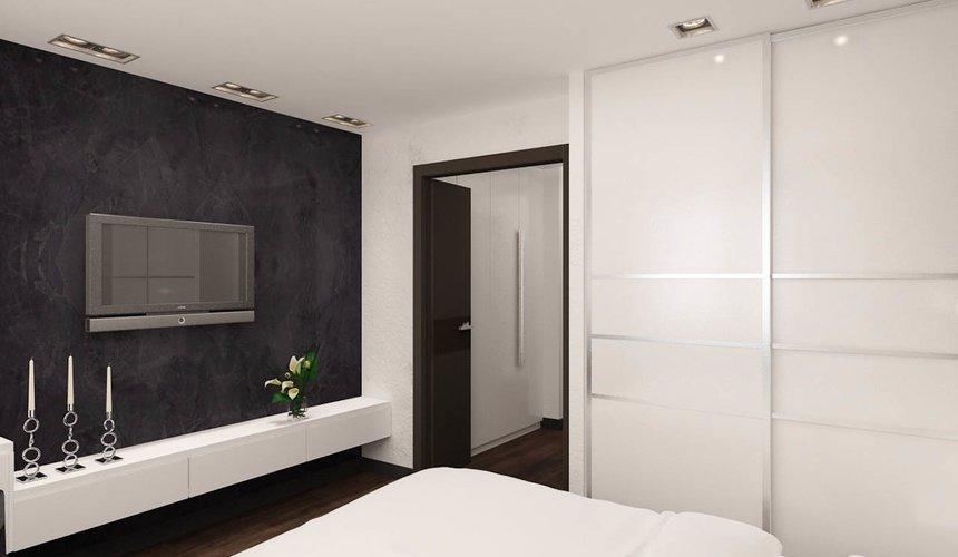 Дизайн интерьера однокомнатной квартиры по ул. Гагарина 27 13