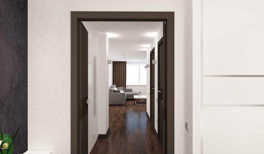 Дизайн интерьера однокомнатной квартиры по ул. Гагарина 27 18
