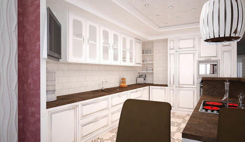 Дизайн интерьера четырехкомнатной квартиры по ул. Шевченко 18 5