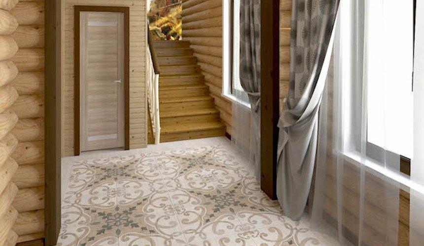 Дизайн интерьера коттеджа в п. В. Сысерть  25