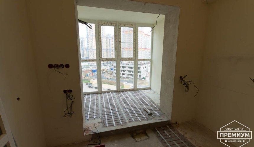 Дизайн интерьера и ремонт трехкомнатной квартиры по ул. Авиационная, 16  38