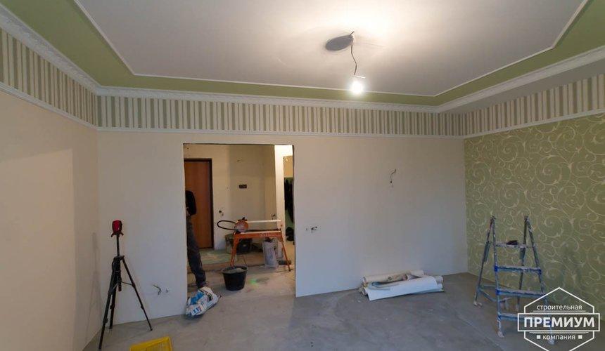 Дизайн интерьера и ремонт трехкомнатной квартиры по ул. Авиационная, 16  47