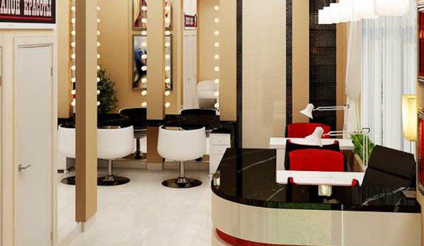 Дизайн интерьера парикмахерской по ул. Рябинина 19 3