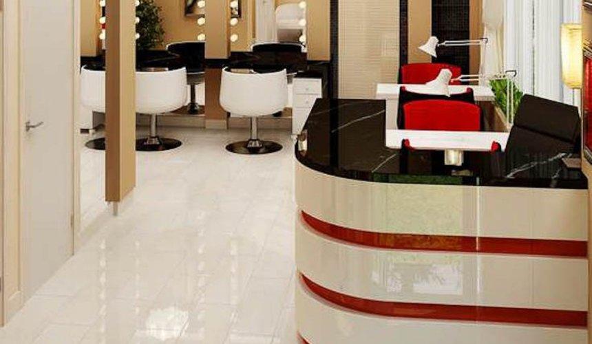 Дизайн интерьера парикмахерской по ул. Рябинина 19 2